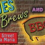 Blues Brews and BBQ's Bridge St Anna Maria Island Florida