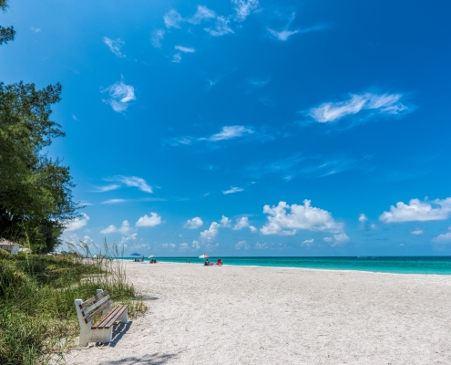 Enjoy Anna Maria Island's 7 miles of beaches