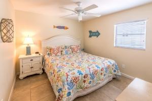 Blue Turtle Cottage King Bedroom