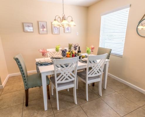 Blue Turtle Cottage Dining Room