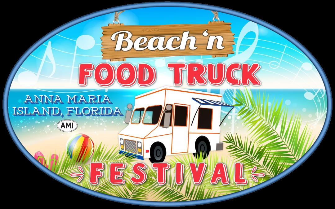 Beach'n Food Truck & Music Festival Anna Maria Island 2020